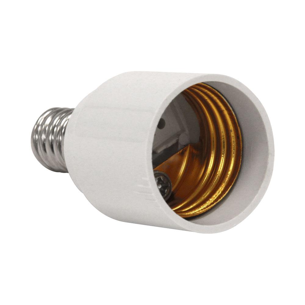 leuchtmitteladapter e27 e14 e40 gu10 lampensockel adapter fassung lampen sockel ebay. Black Bedroom Furniture Sets. Home Design Ideas