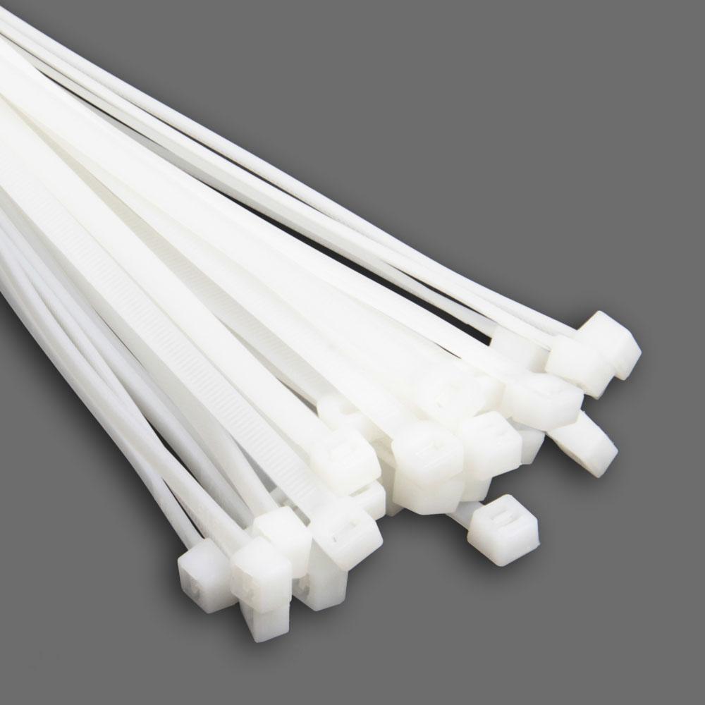 Profi Kabelbinder 200 x 3,6 mm Industriequalität EU-Kabelbinder Kabelstrapse
