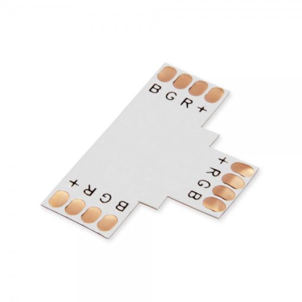 RGB LED Strip Steckverbinder T-Form
