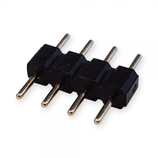 RGB LED Strip 4 Pin Verbinder