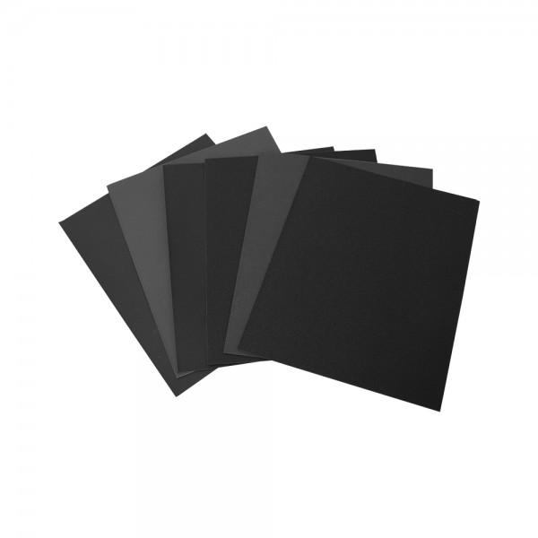 Nassschleifpapier 230 x 280 mm Wasserfest
