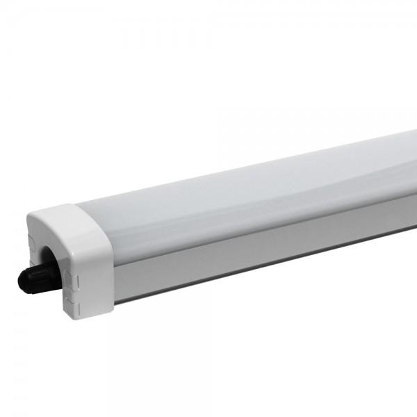 LED Wannenleuchte 150cm 60 Watt Matt Neutralweiß