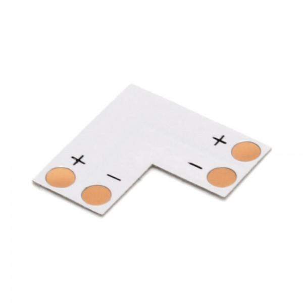 LED Strip Steckverbinder L-Form 8mm