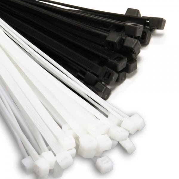 Kabelbinder Natur oder Schwarz