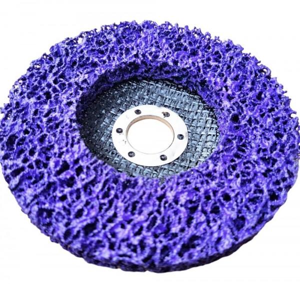 Reinigungsscheibe Purple 115 125 mm