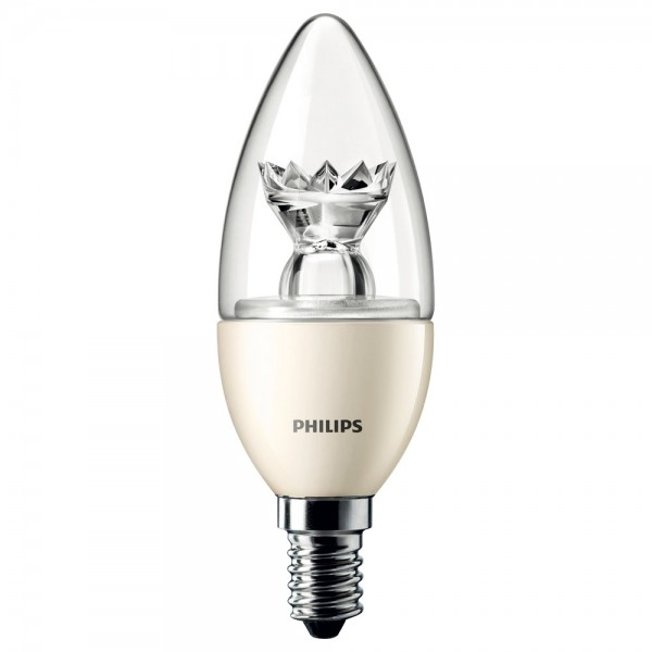 Philips Master LEDcandle 6 Watt E14 Dimmbar