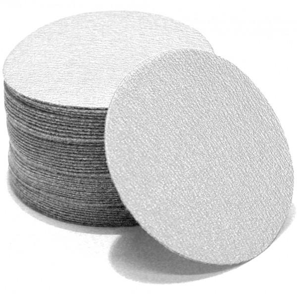 Schleifscheiben Ø 50 mm Weiß ohne Loch